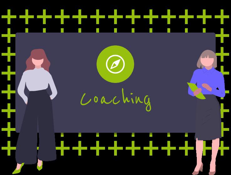 Coaching - Der Umgang mit immer anspruchsvolleren Aufgaben und laufenden Veränderungen ist herausfordernd